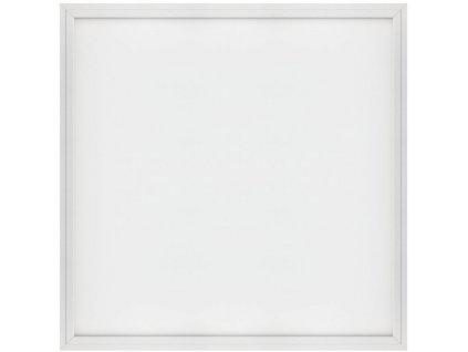 Bílý podhledový LED panel 600x600mm 45W denní bílá