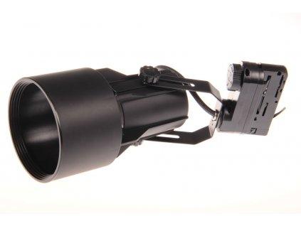 Lištové svítidlo JET-T - Barva černá