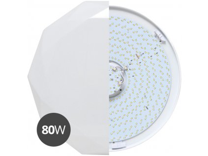DIAMANT - WZSD-80/80W/LED