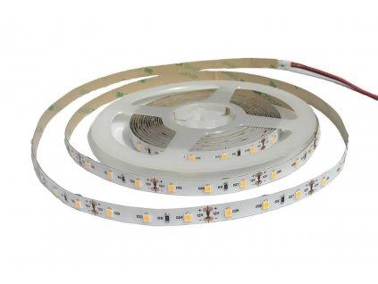Přesný LED pásek 2835 60led/m 4000K   (+- 100K) IP20 Záruka tři roky SIKOV