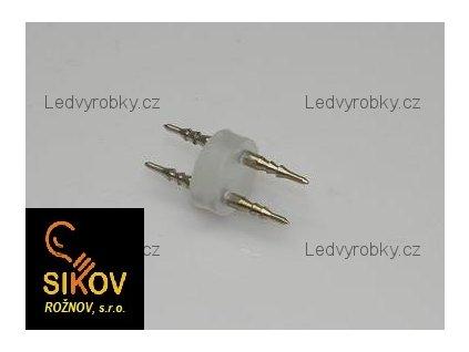 Spojovací vidlička pro světelný LED kabel