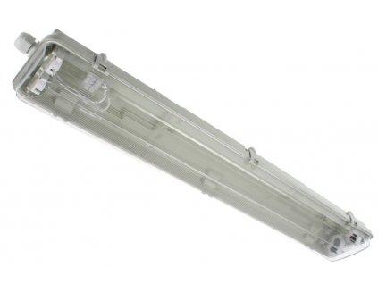 Trubicové svítidlo pro LED BETU 236PS 120cm - BETU 236PS Trubicové svítidlo 120cm pro 2 trubice