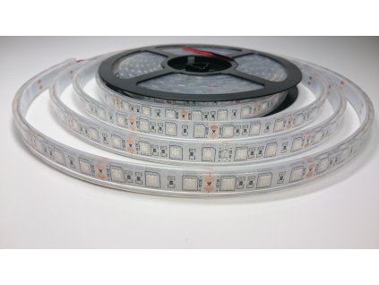 SIKOV LED pásek 5050 12V 60led/m ZELENÝ IP68 Záruka tři roky