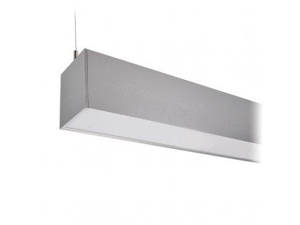Solight LED lineární závěsné osvětlení, 36W, 3060lm, 118cm, Lifud, 3 roky záruka, stříbrná barva