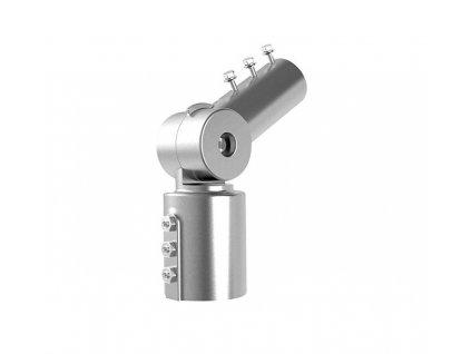 4401 1 kloubovy lomeny adapter redukce vylozniku nastavitelna pro led verejne poulicni osvetleni pro klasicke lampy s prumerem vylozniku 60mm