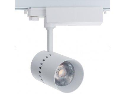 SIKOV 1F, 3F LED reflektor 20W 5000K bílý, CREE, 5LET záruky