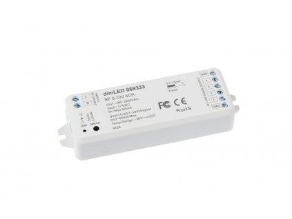 Ovladač dimLED RF 0-10V 4CH - dimLED ovladač RF 0-10V 4CH