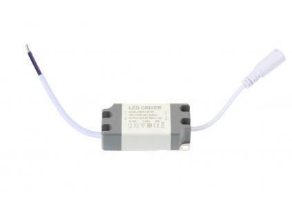 Náhradní zdroj pro 6W LED panel - Náhradní (nestmívatelný) zdroj pro 6W panel