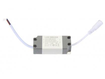 Náhradní zdroj pro 9W a 12W LED panel - Náhradní (nestmívatelný) zdroj pro 12W panel