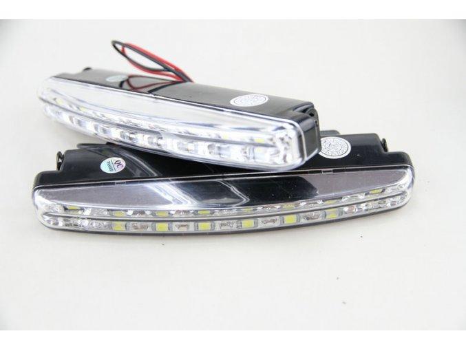 LED světla 8 LED (8W)