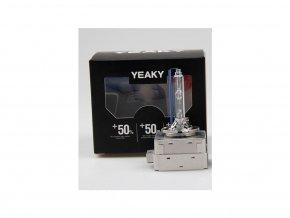 Xenonová výbojka Yeaky +50% Power, D1S, 6500K, 1ks