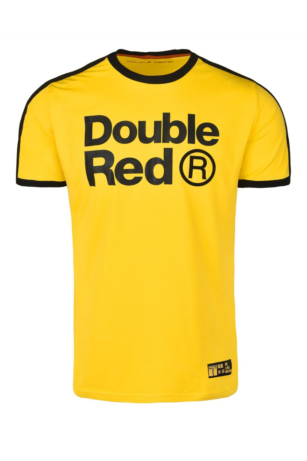 Pánské tričko T-Shirt TRADEMARK KUNG FU Master Yellow obr1