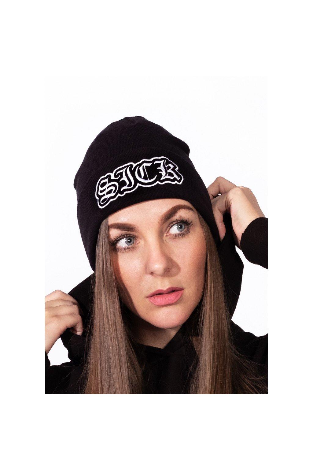 SickFace zimní čepice SICK obr1