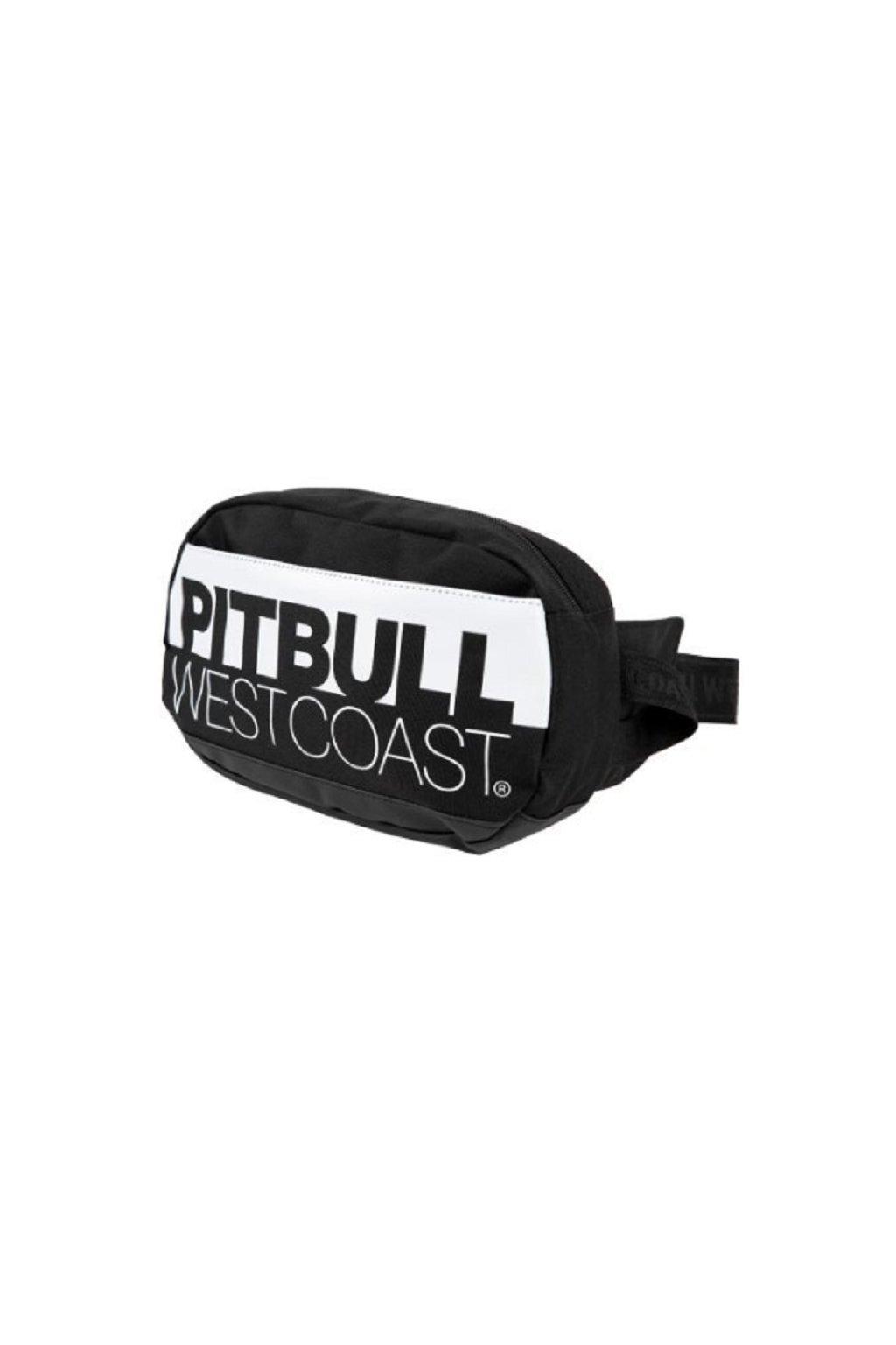 PitBull West Coast - Ledvinka TNT černo/bílá obr1