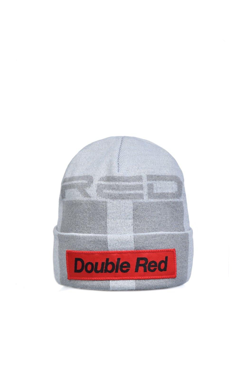 DOUBLE RED kulich STREET HERO Trademark Grey obr1