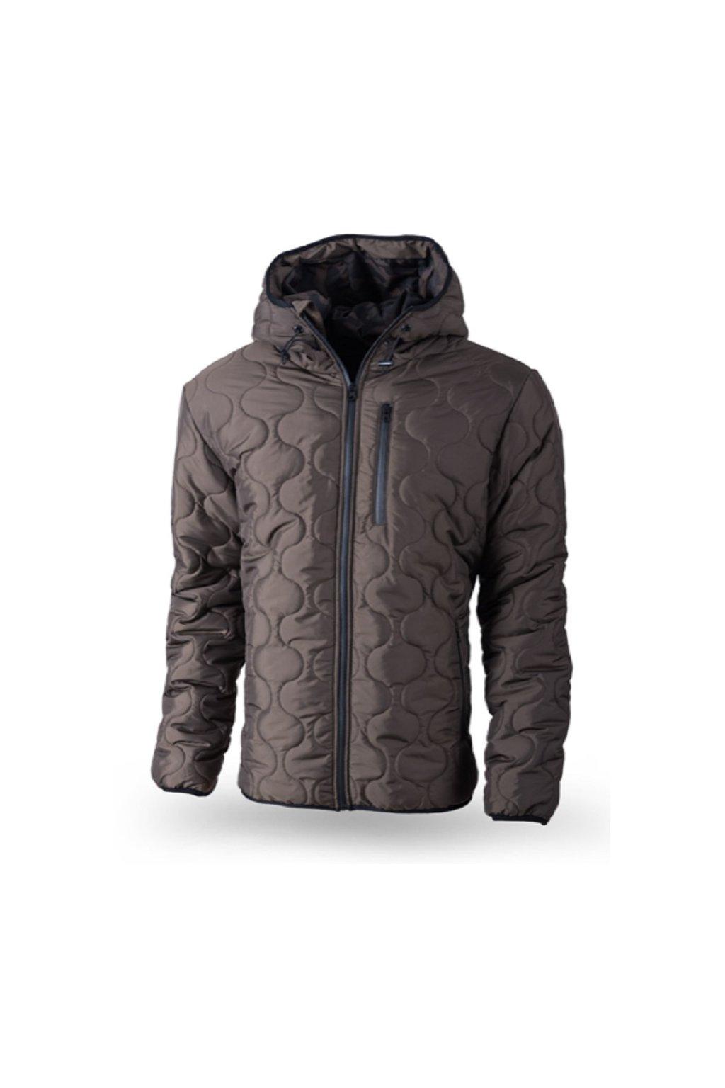 Pánská zimní bunda THOR STEINAR VELFJORD OLIVE obr1