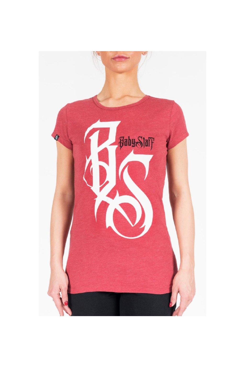 Babystaff dámské triko Isma Rosa přední strana