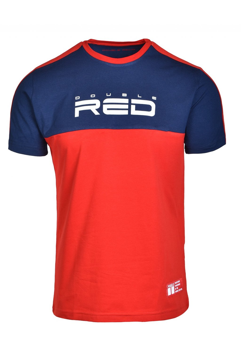 Double Red pánské triko OUTSTANDING obr1