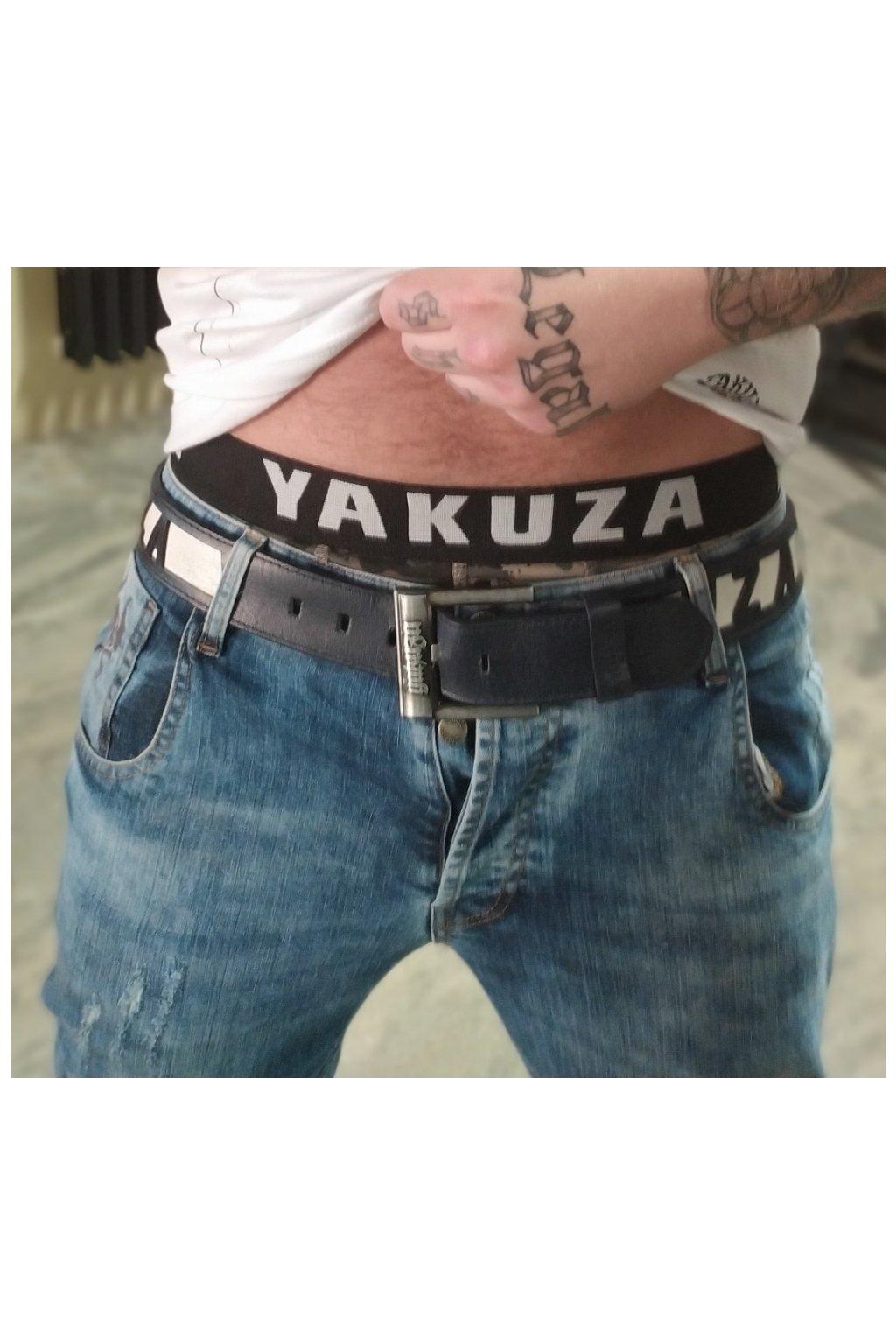 Yakuza pánské boxerky BXB 13050 2 kusy v balení obr1
