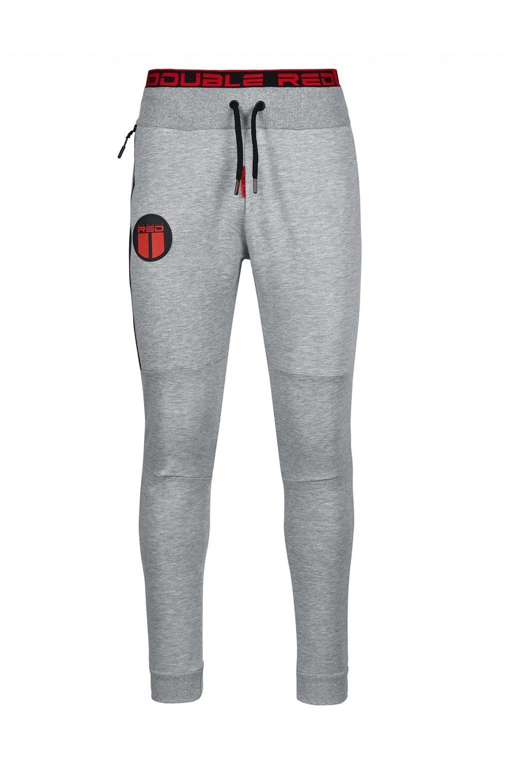 Pánské tepláky Sweatpants Sport Is Your Gang Light Grey