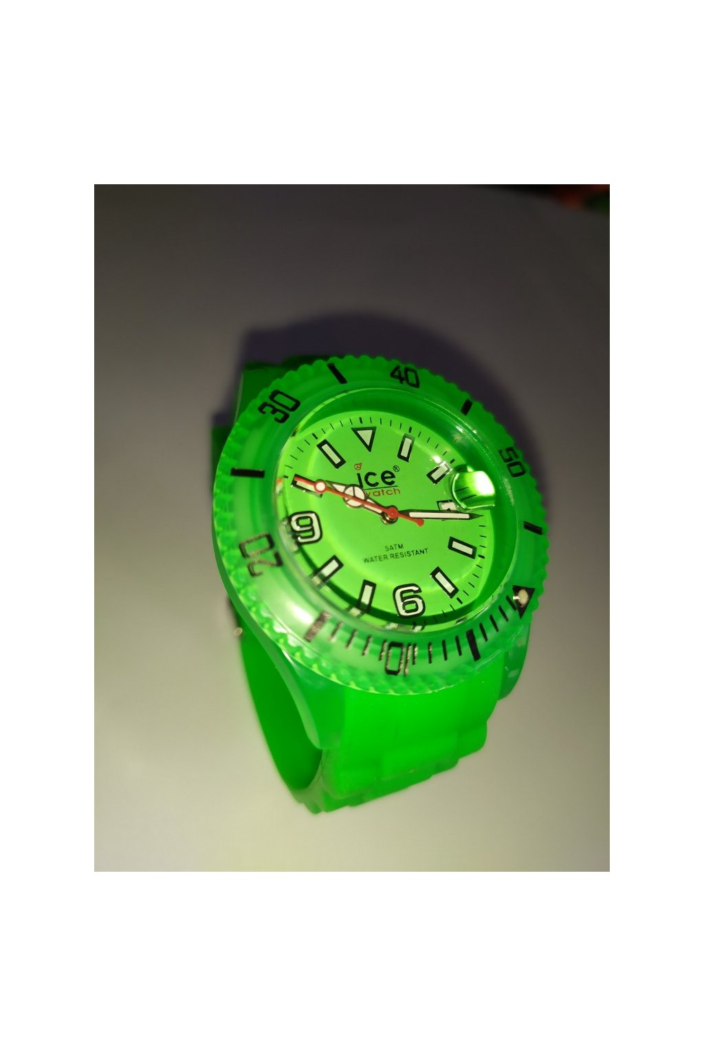 Hodinky unisex Ice Watch 2. jakost Green obr1