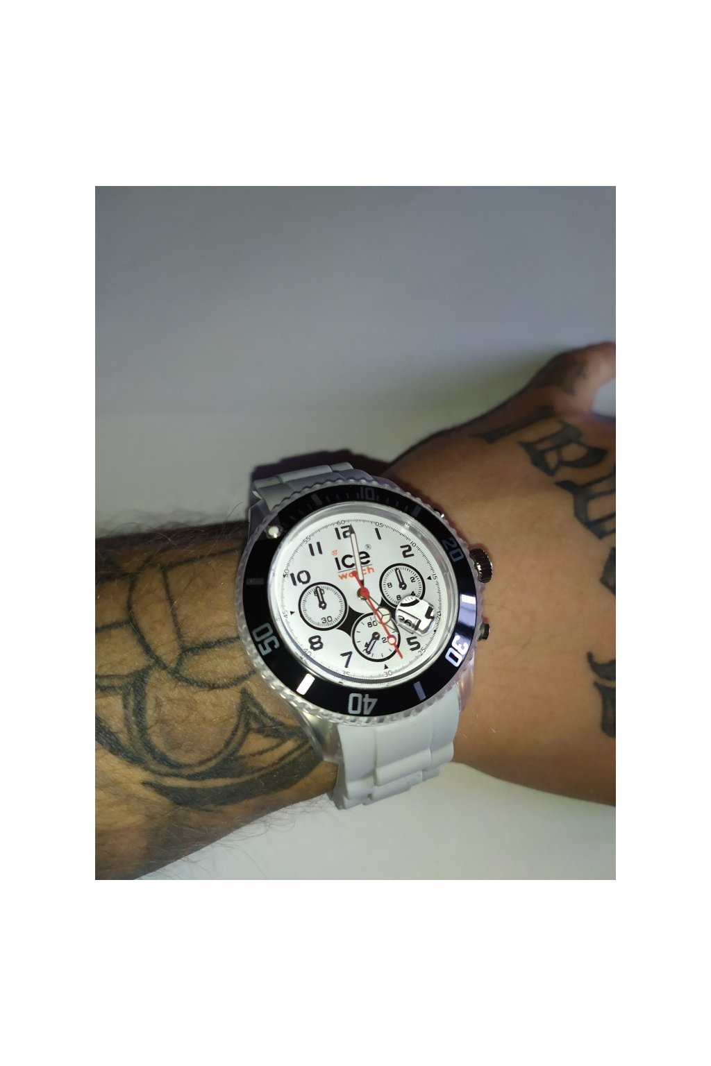 Hodinky unisex Ice Watch 2. jakost šedá obr1