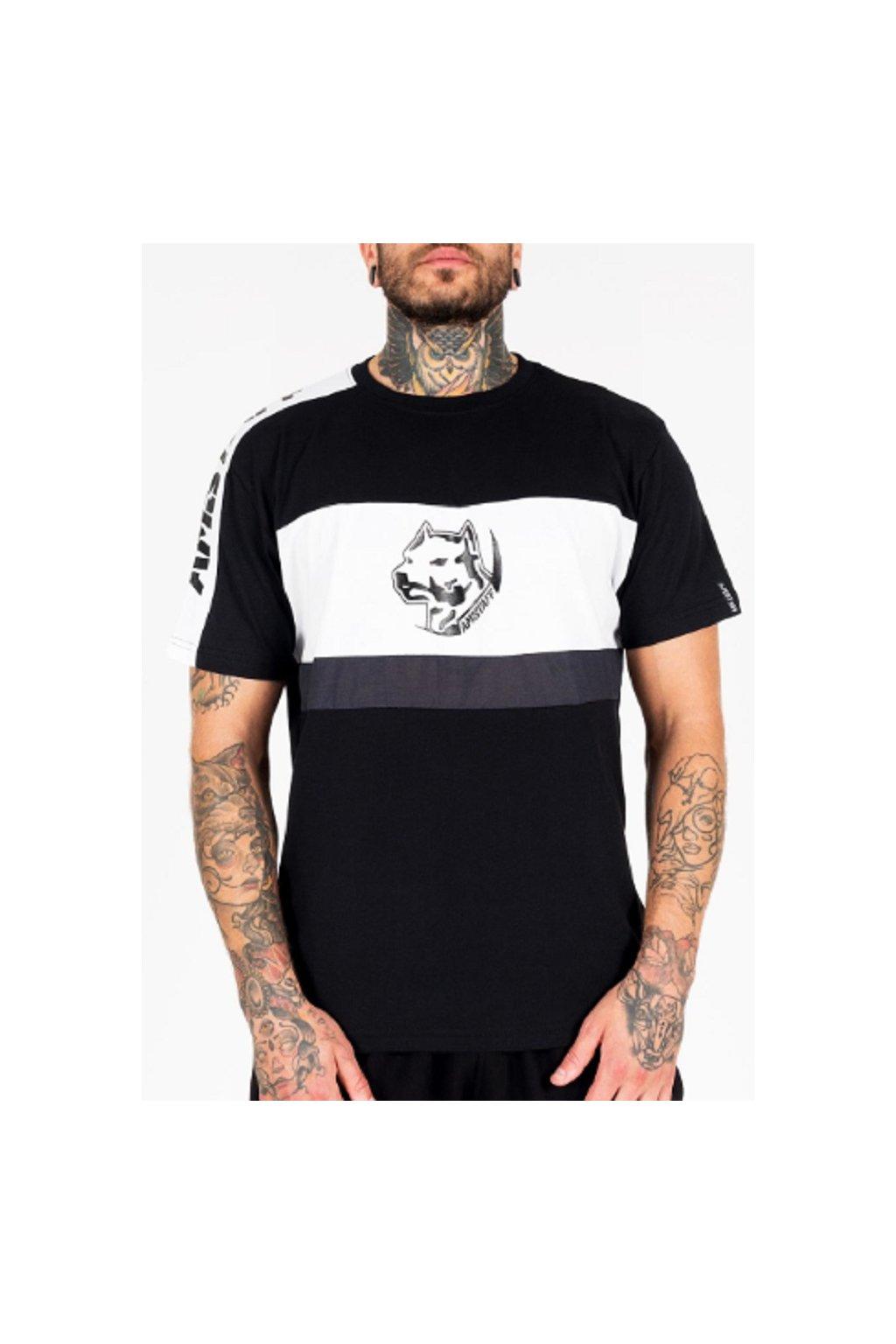 Pánské triko Amstaff Menes přední strana