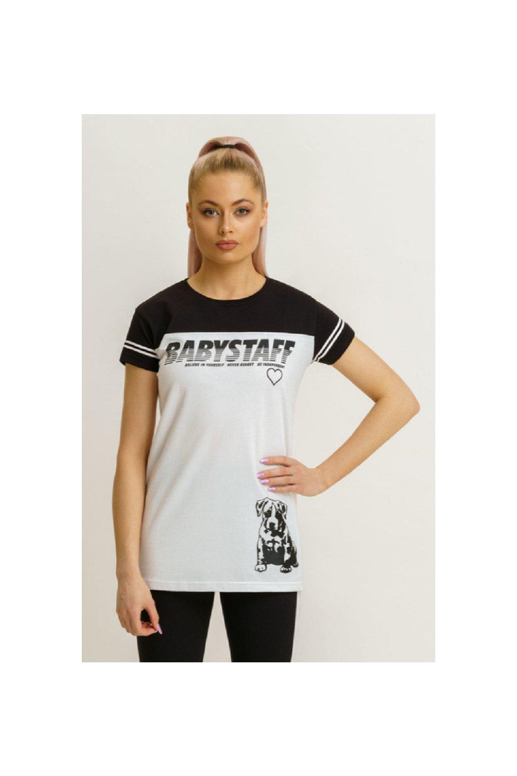 Babystaff dámské triko Pankas přední strana