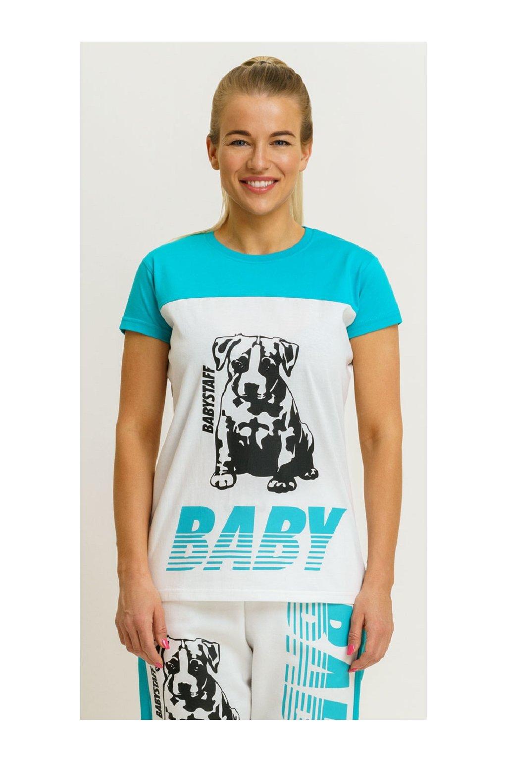 Babystaff dámské triko Vena přední strana