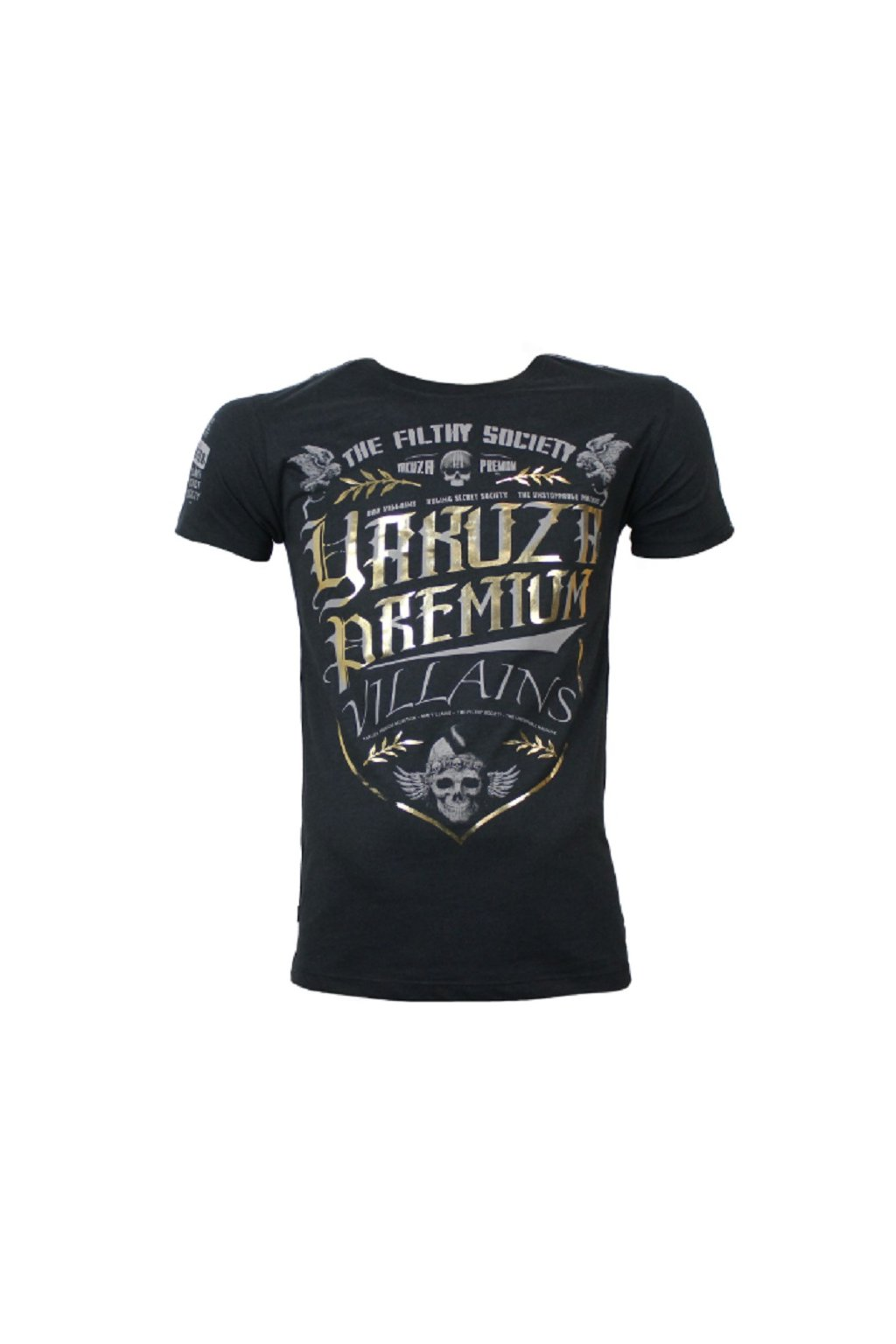 Pánské triko Yakuza Premium 2808 černé obr1
