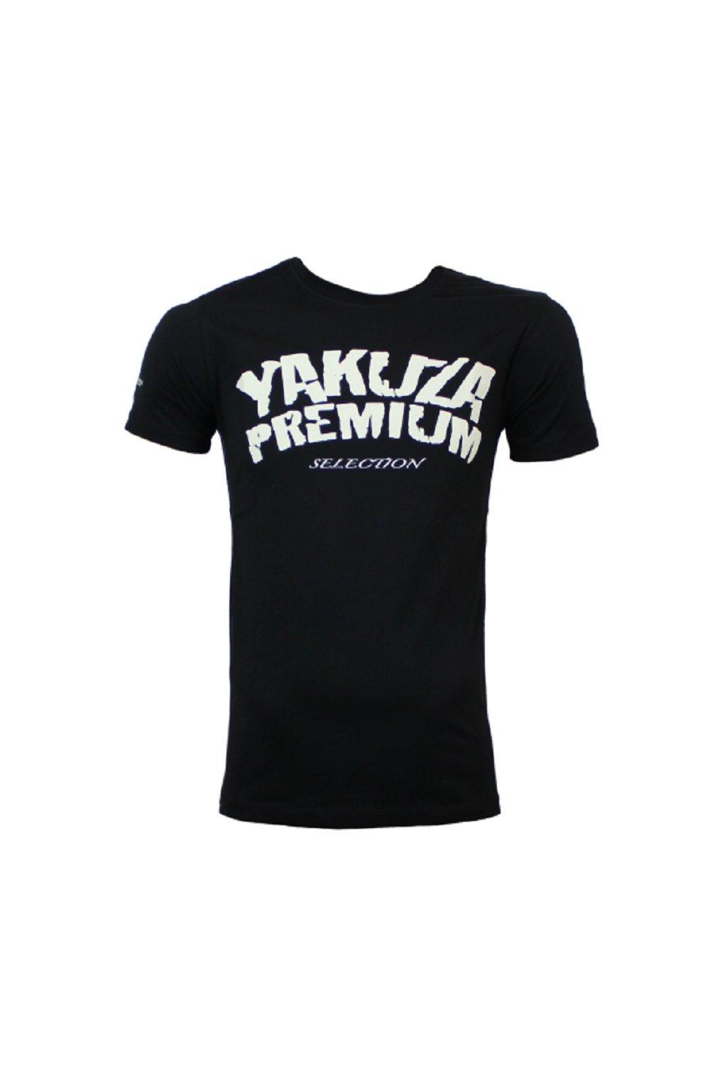 Yakuza Premium pánské triko Promo černá obr1