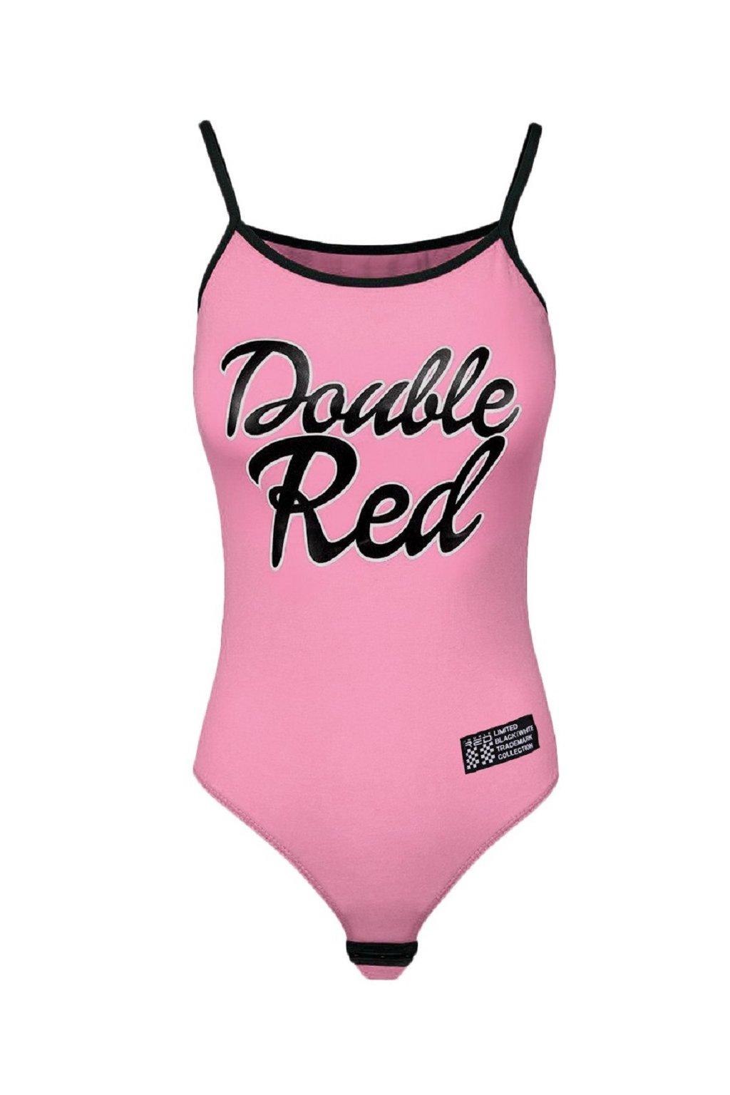 Double Red dámské BODY RED BODY Pink obr1