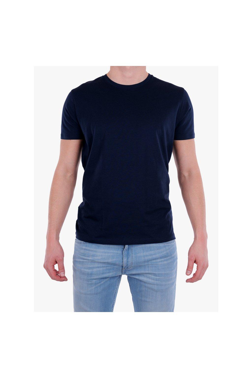 Pánské triko Wrangler Tee blue obr1