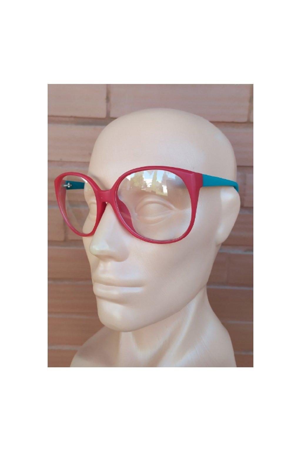 Dámské sluneční brýle Cool Red Blue obr1
