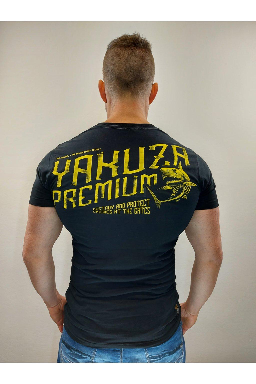 Yakuza Premium 2854 Black