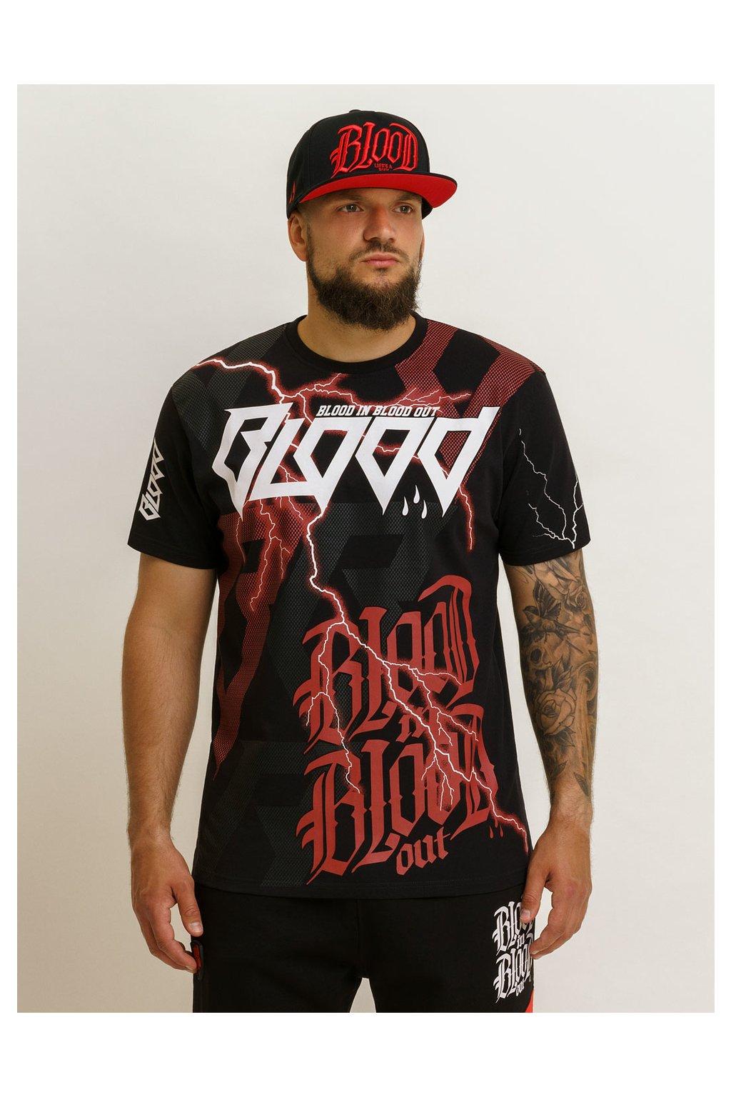 Blood In Blood Out Bonco pánské triko obr1