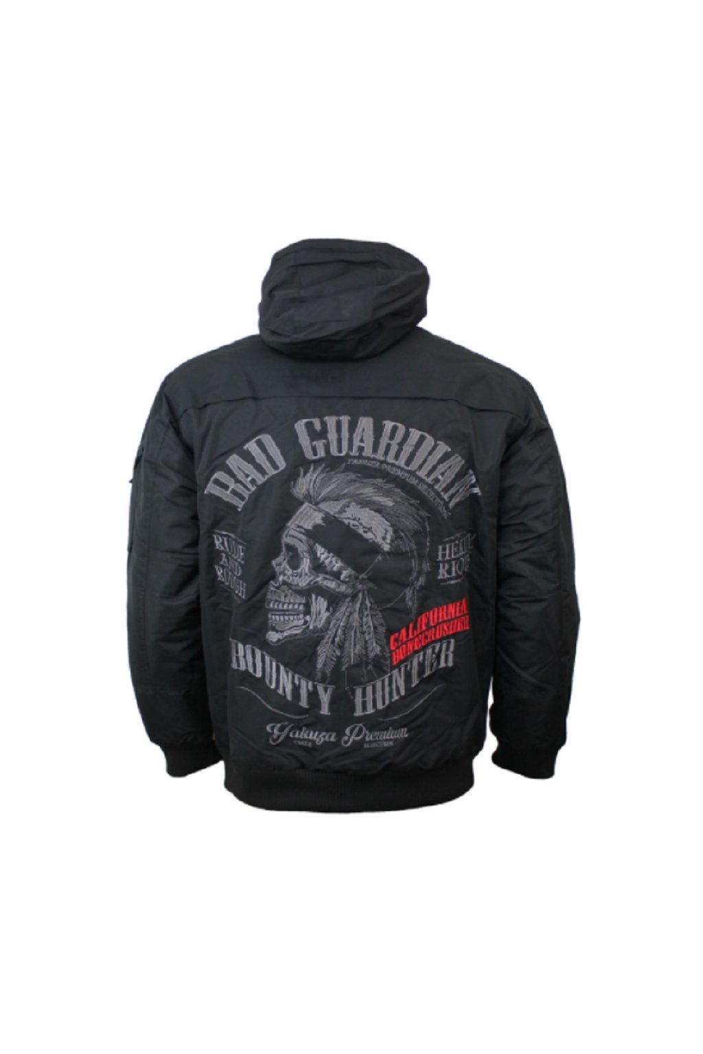 Yakuza Premium zimní bunda 2767 Black obr1