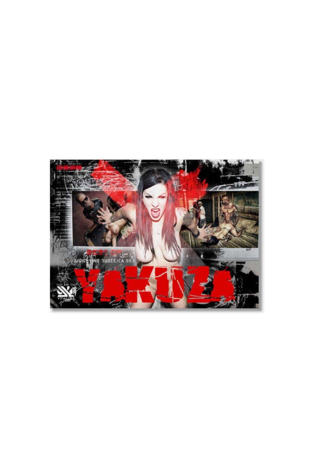 Yakuza 893 kalednář 2021 obr1