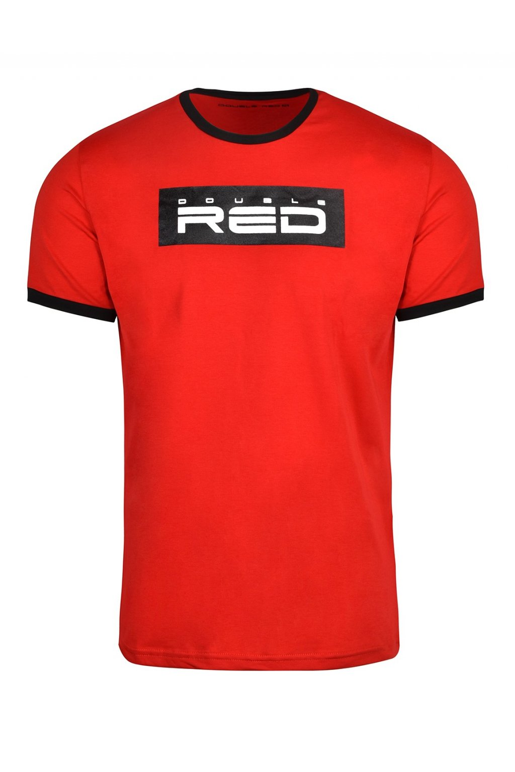 t shirt logo vision redblack
