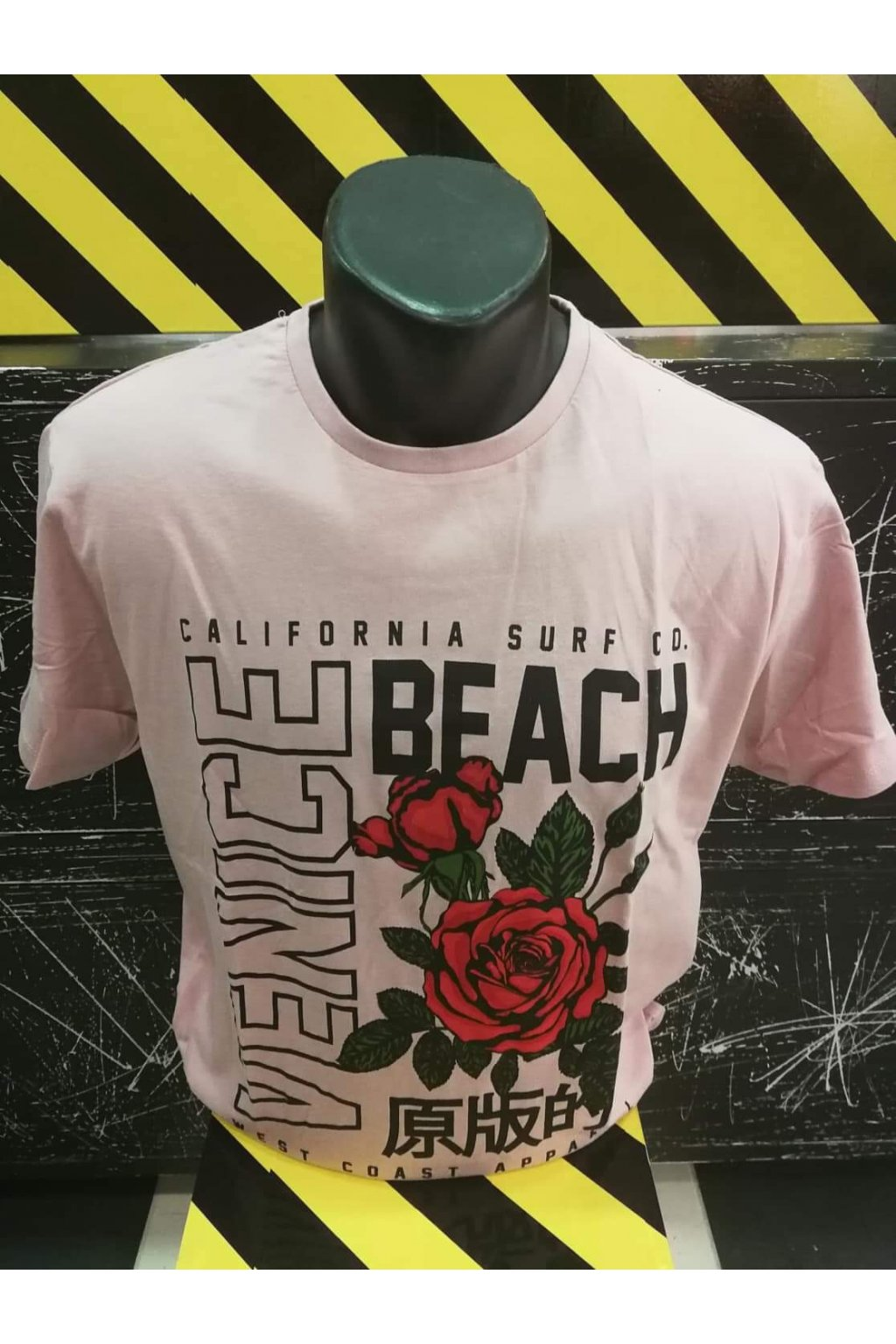 Pánské triko BEACH obr1
