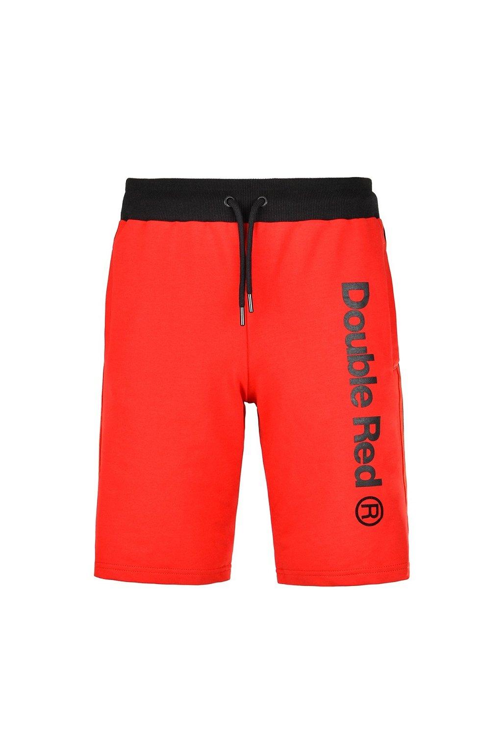 Pánské kraťasy UTTER Shorts Red obr1
