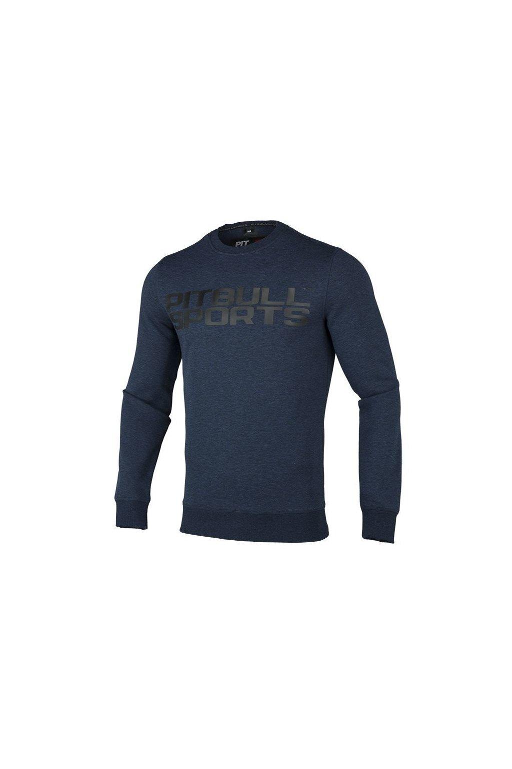 PitBull West Coast - mikina FLIPPER tmavě modrá obr1