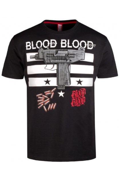 Blood In Blood Out Uzi pánské triko obr1