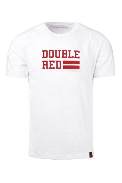 Double Red pánské triko University of Red White obr1