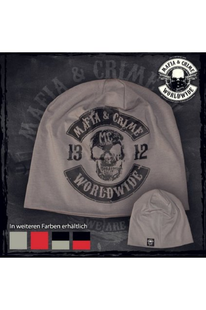Mafia & Crime kulich 1312 Grey obr1