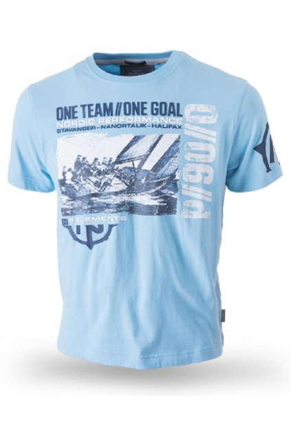 Thor Steinar pánské triko SVAG ozeanblau obr1