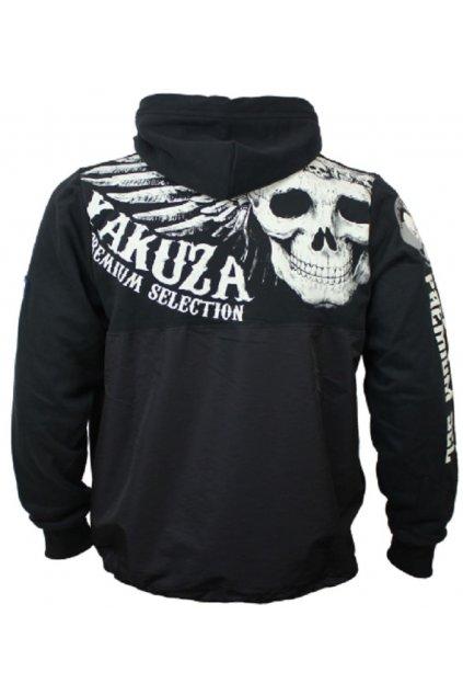 Yakuza Premium bundo mikina 2826 černá obr1