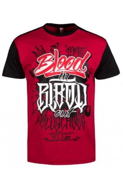 Blood In Blood Out pánské triko CALI LIFE obr1