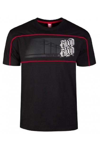 Blood In Blood Out pánské triko STREETS obr1