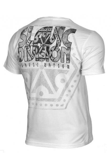 Slavic Division pánské triko PERUN bílá obr1